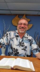 Pastor Joe Guglielmo